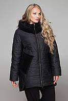 Зимняя стильная женская куртка куртка 52-68