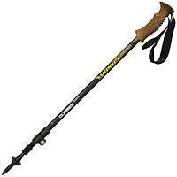 Треккинговые палки Vipole Climber AS QL Cork Gold