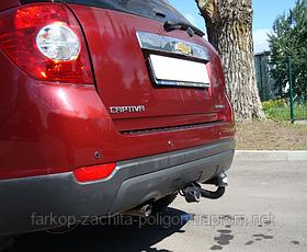 Фаркоп Chevrolet производства Auto Hak (Польша)