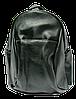 Стильный женский рюкзак из искусственной кожи зеленого цвета  HHV-007540