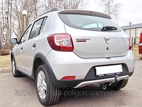 Фаркоп Dacia производства Auto Hak (Польша)