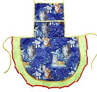 Передник  детский с рисунком