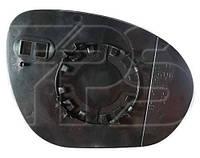 Вкладыш зеркала левый с обогревом Nissan Juke 2010-15