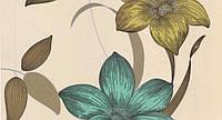 Обои бумажные Шарм Флора декор  112-03 (остаток 1 рулон)