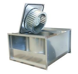 Вентилятор для прямоугольных каналов Systemair (Системэйр) KT 100-50-8