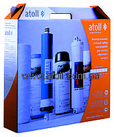 Полный набор фильтрэлементов atoll №106 STD (для А-560Е(SailBoat), А-550box(SailBoat))