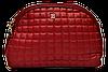 Прекрасная женская стеганая сумочка красного цвета DDJ-422177