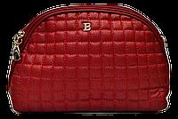 Прекрасная женская стеганая сумочка красного цвета DDJ-422177, фото 1