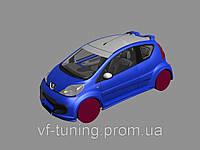 3D моделирование и дизайн авто, мототехники