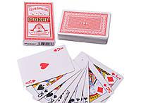 Карты игральные (54шт) POKER Club Special (красная рубашка)