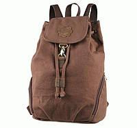 Городской рюкзак S.J.D. 9008C Коричневый