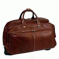 Женская кожаная дорожная сумка Katana 33159c Коричневый