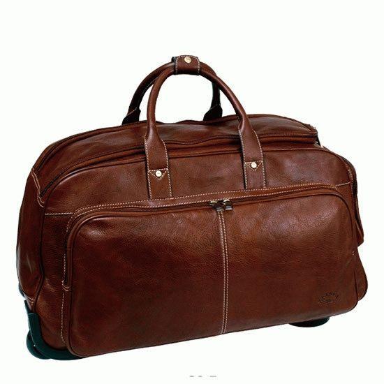 7e53e07f89aa Женская кожаная дорожная сумка Katana 33159c Коричневый: продажа ...