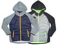 Куртка термо для мальчика на флисе,  4,6,8,10,12 лет, F&D арт. YY-2711