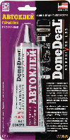 АвтоКлей клей герметик прозрачный DoneDeal DD6870