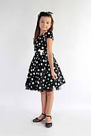 Детское платье в горошек, стиляги