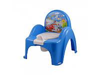 """Детский горшок-кресло Tega Baby """"Cars"""" (CS-007)"""