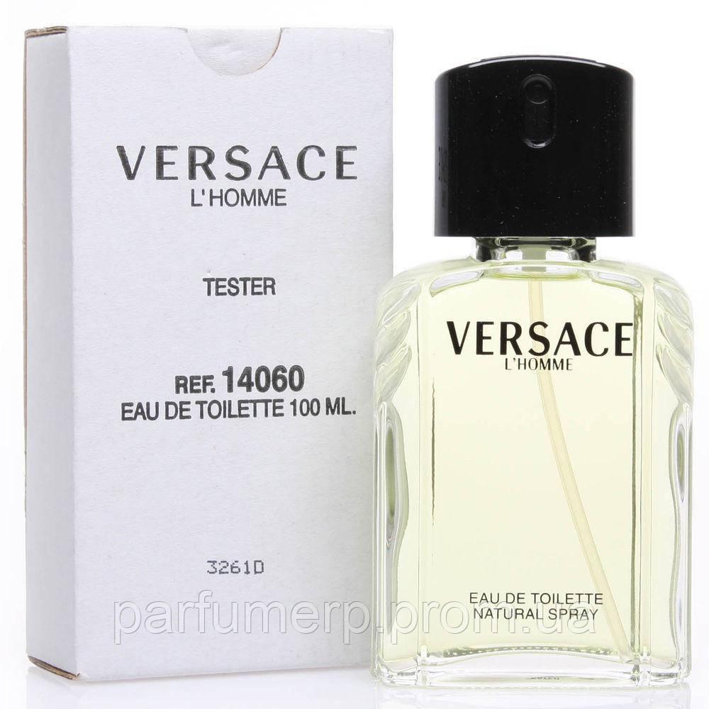 Versace L'Homme 100мл (Версаче Эль Хом) - Оригинал!