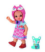 Кукла Zapf Mini Chou Chou Совуньи Лисички Бьюти Zapf Creation 920329