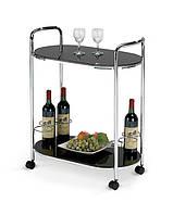 Сервіровочний стіл для дому Bar 3 Halmar