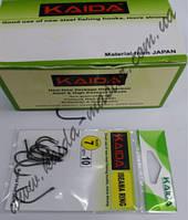 Крючки Kaida зеленые №6