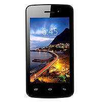 "Смартфон Viaan 403 black черный (2SIM) 4"" 1/8 GB 1,3/5 Мп 3G оригинал Гарантия!"