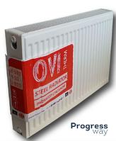 Стальной панельный радиатор 22К 500*1800 OVI (Украина)