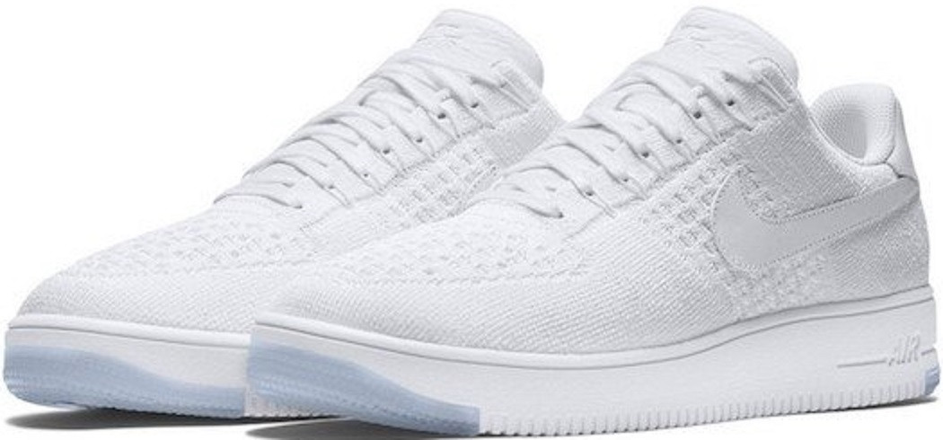 Flyknit Air Force 1 Low White