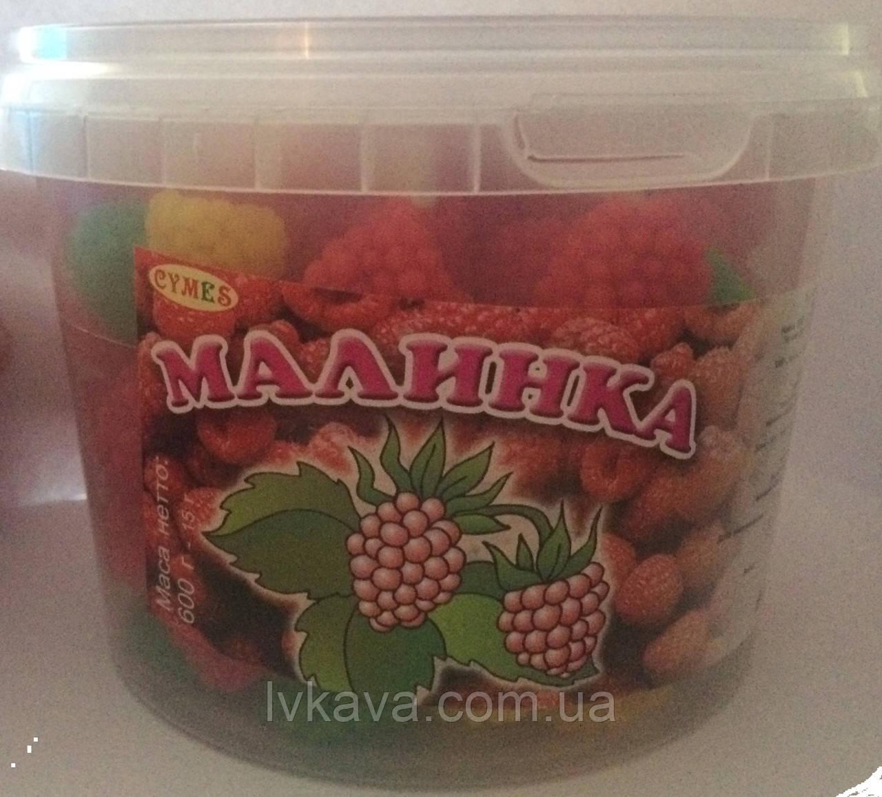 Жевательные конфеты Малинка Жувасики  , 450 гр