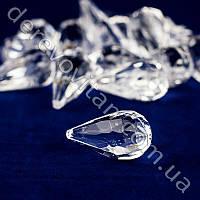"""Наконечник-кристалл для гирлянд """"Капля маленькая"""",10 шт."""