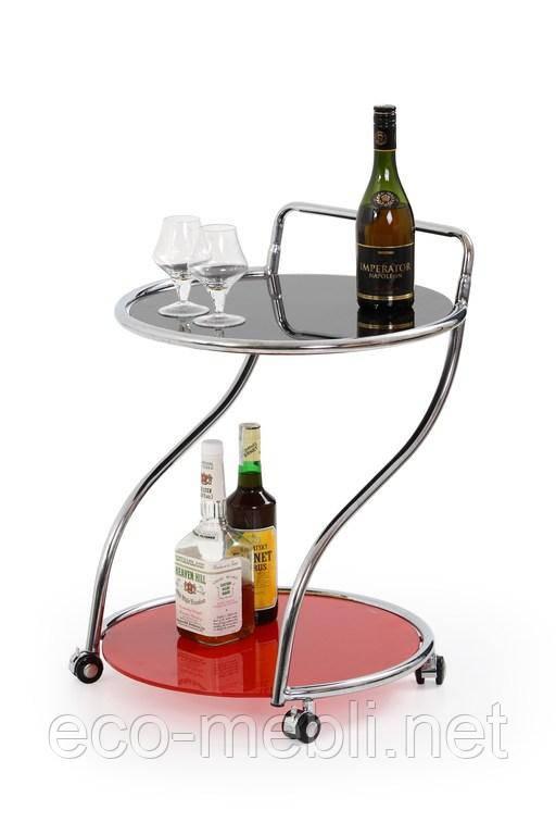 Сервіровочний стіл для дому Bar 6 Halmar