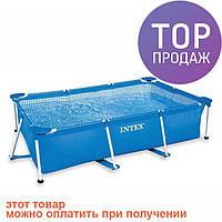 Каркасный бассейн 300х200х75 см Intex 28272 / басейн