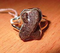 """Кольцо со ставролитом  """"Крестный"""", размер 16.9 от Студии  www.LadyStyle.Biz"""
