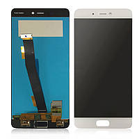 Дисплей (экран) для Xiaomi Mi5s ксиоми + тачскрин, цвет белый.