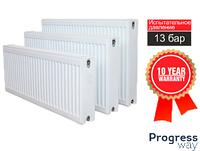 Emtas стальной панельный радиатор тип 22 300х900