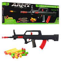 Игрушечная винтовкак на мягких пулях SY003A