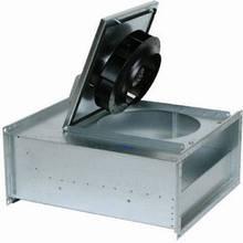 Вентилятор для прямоугольных каналов Systemair (Системэйр) RS 100-50 L3