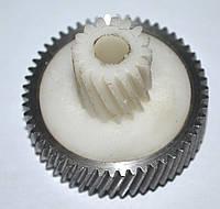 Шестерня для мясорубки Saturn D=46/18; 54/16 зубьев.Оригинал., фото 1