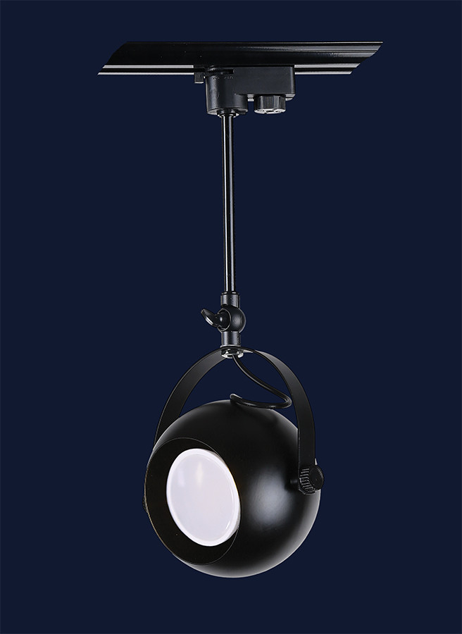 Светильник LOFT 7521209-1A BK (трек)