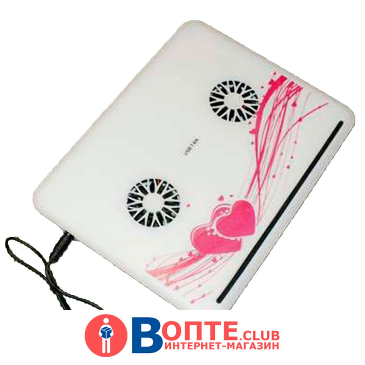 Подставка для охлаждения ноутбука Notebook Cooling Pad - ПОДАРКИ ДЛЯ ВСЕХ в Одессе