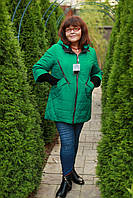 Куртка женская осенняя размеры 48-56