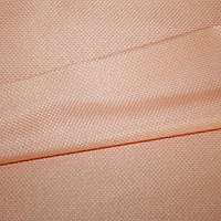 Ткань для портьер с вышивкой винк персик