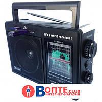 Радиоприёмник радио GOLON RX-99UAR с усиленным приёмом радиоволн | USB/SDCard Reader