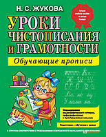 Надежда Жукова Уроки чистописания и грамотности: обучающие прописи