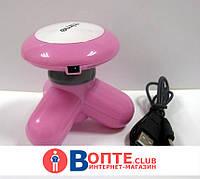 Вибромассажер USB, электронный массажер XY3199