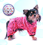 Pet Fashion Дождевик Бердс М, фото 2