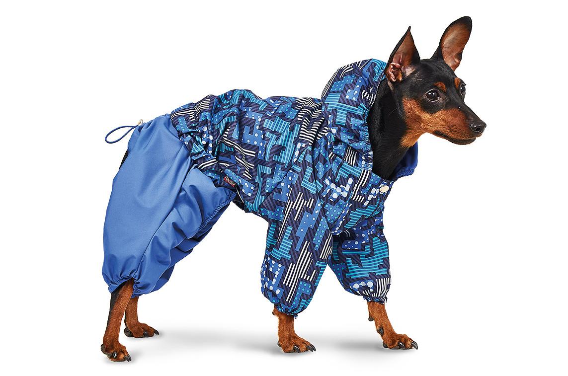Pet Fashion Дождевик Фокс M