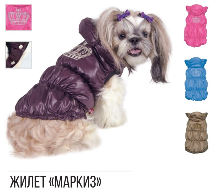 Pet Fashion Жилет Маркиз S