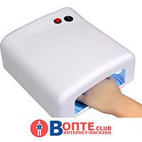 Ультрафиолетовая лампа с таймером UV Lamp 36 Watt ZH 818 | Лампа для сушки ногтей