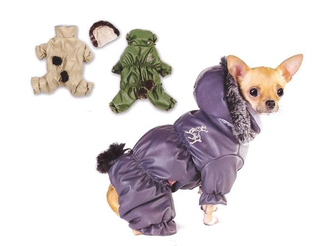 Pet Fashion Комбинезон Виконт ХS